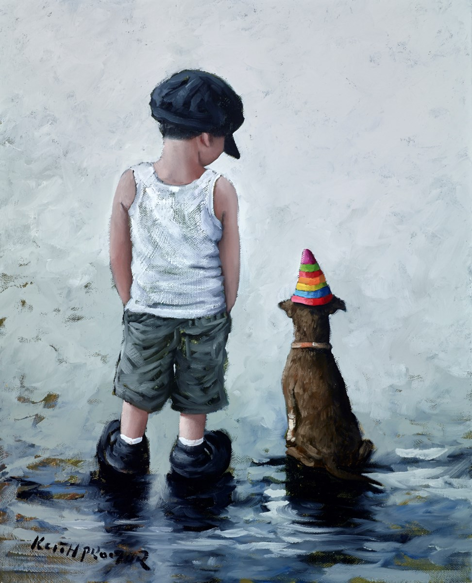 Happy Birthday by keith proctor -  sized 16x20 inches. Available from Whitewall Galleries